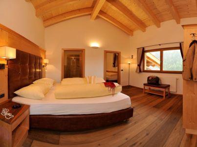 Panoramasuite in der Residence Sovara