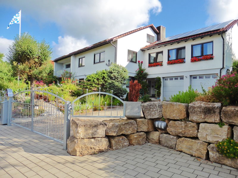 Holiday apartment House Scholle