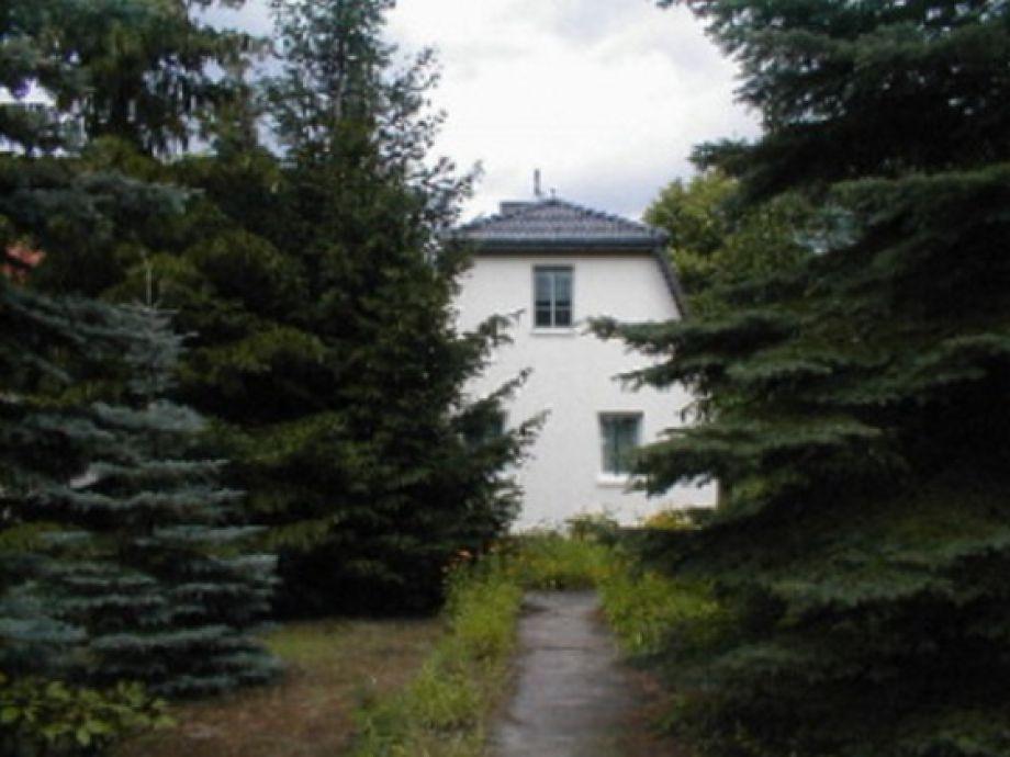 Haus Lydia Vorderansicht
