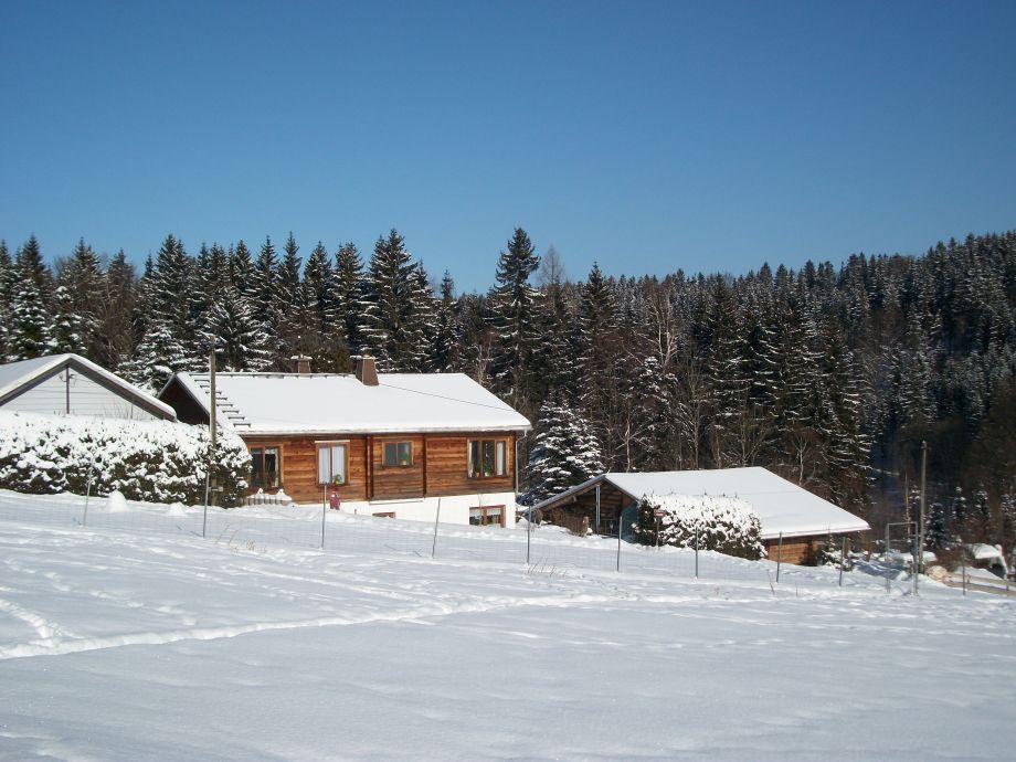 Erzgebirge - ein Wintermärchen