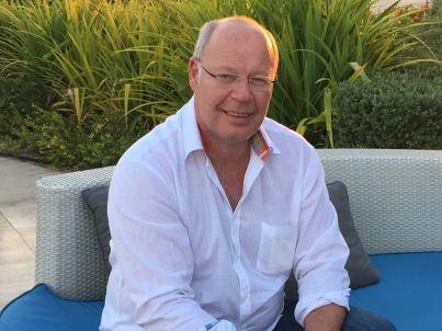 Ihr Gastgeber Martin Dreiner