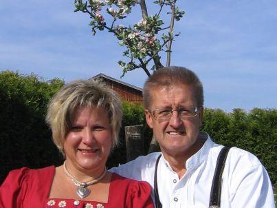 Ihr Gastgeber Andrea und Peter Reinold