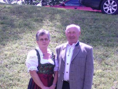 Ihr Gastgeber Rosmarie Pfeffer