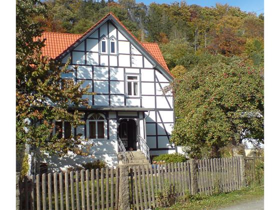 ferienwohnung waldhaus in wernigerode harz frau k mueglitz. Black Bedroom Furniture Sets. Home Design Ideas