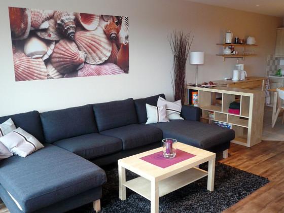 Ferienwohnung moderne wohnung in der kurparkresidenz mit for Ferienwohnung mit fruhstuck nordsee