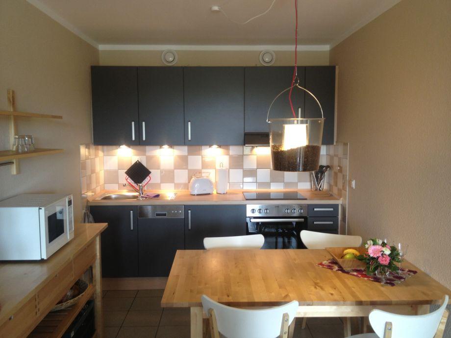 ferienwohnung moderne wohnung in der kurparkresidenz mit. Black Bedroom Furniture Sets. Home Design Ideas