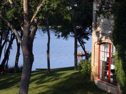"""""""Groß"""" in der Scheune am Loppiner See"""