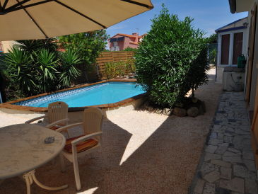 Holiday apartment mit Pool