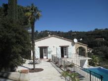 Villa Romarin mit Pool