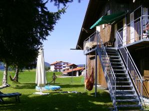 Ferienwohnung Bauernhof- Panoramablick