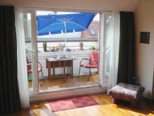 Holiday apartment over the rooftops of Berlin - Blueberry Hill