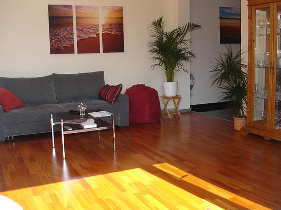 Wohnraum mit Schlafcouch 1,65x2,15m