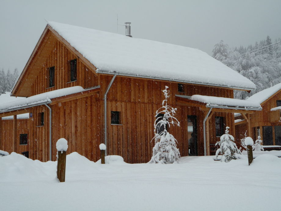 Chalet Lantana Winter