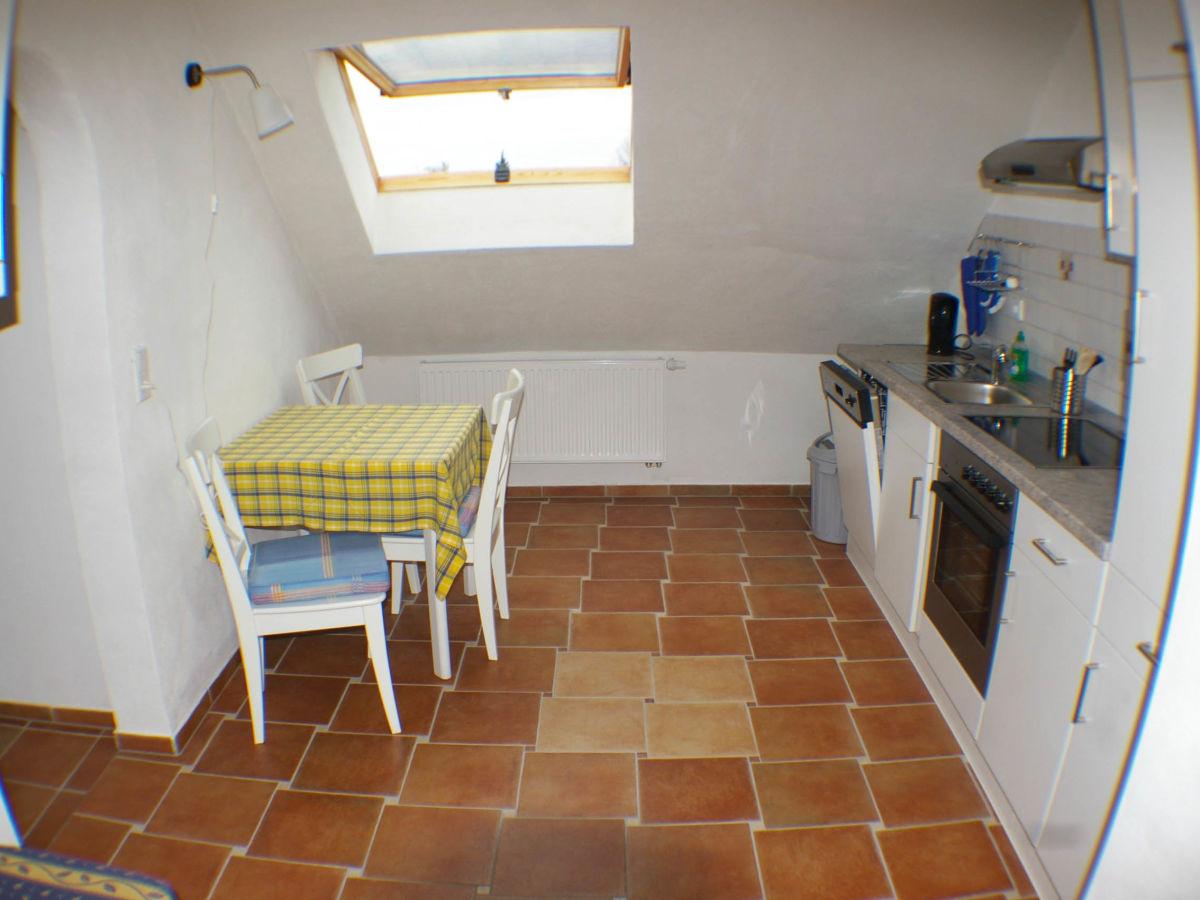 Kleine Wohnküche ferienwohnung 1 im gästehaus moarhof schwangau allgäu frau christine huber