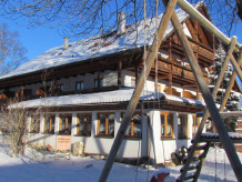 Holiday apartment 1 Guesthaus Moarhof