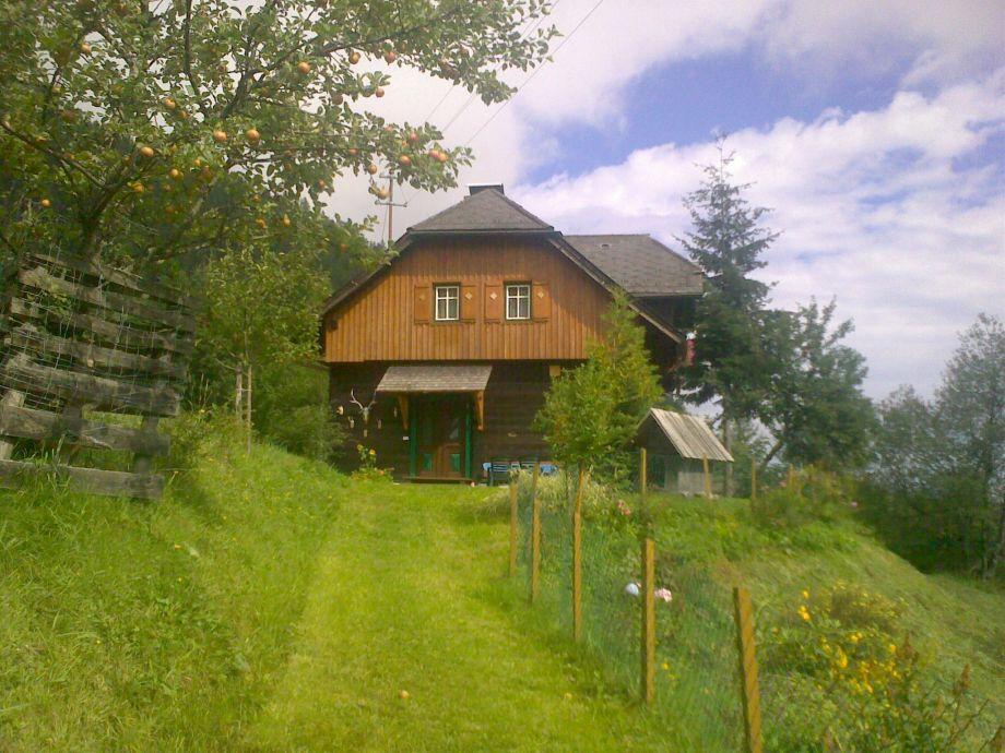 Außenaufnahme Villa Waldfriede