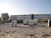 Ferienwohnung Strandhotel 213 -Heiligenhafen dir. am Strand
