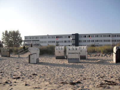 Beachhotel 213 - Heiligenhafen, directly at the beach