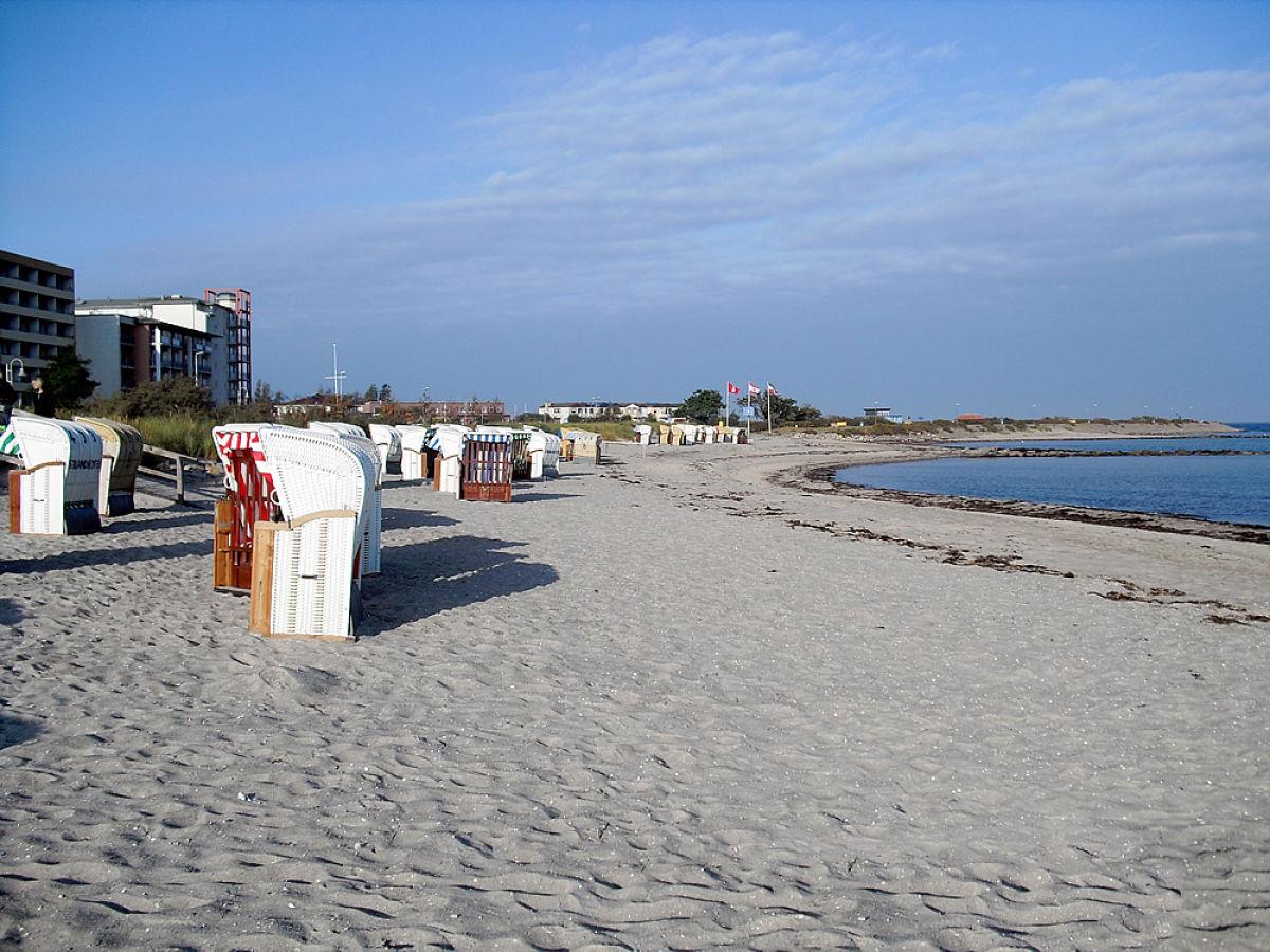 Heiligenhafen Hotel Am Strand