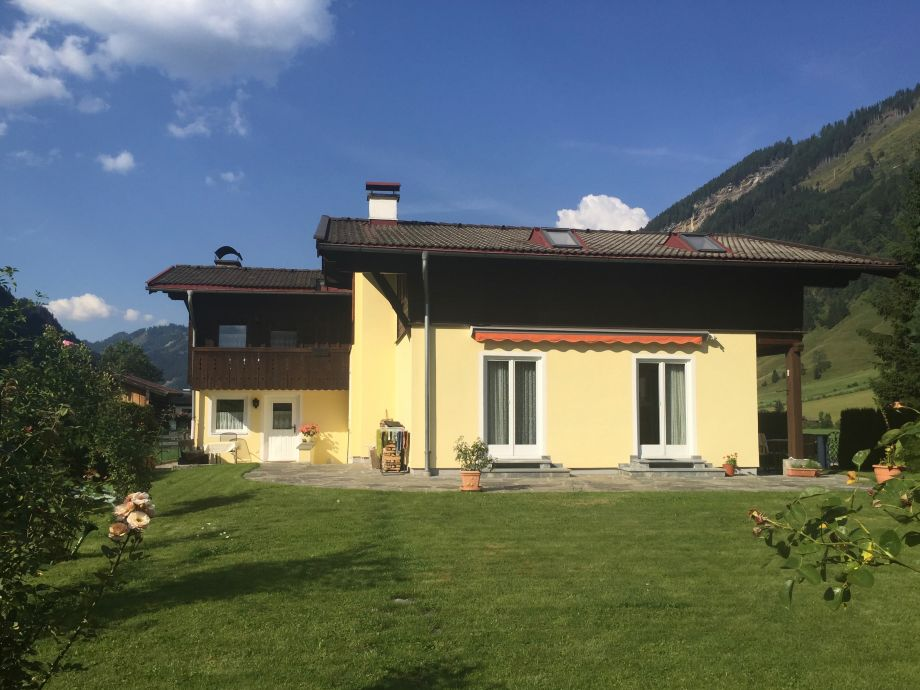 Garten Haus am Wörtherberg