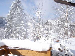 Ferienhaus Schwarzwaldliebe (Doppelhäuschen)