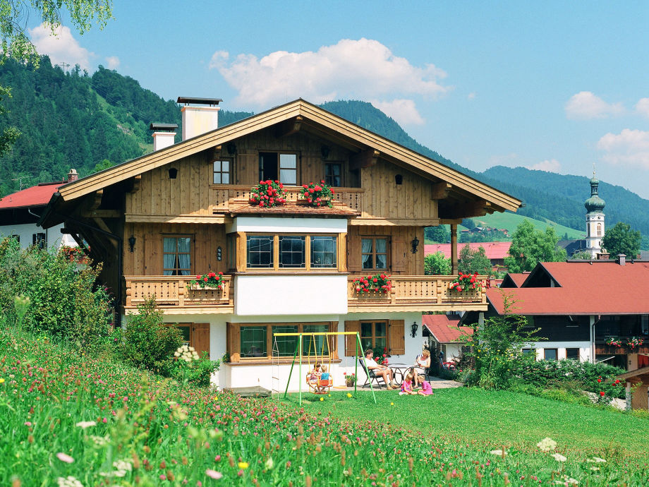 Ferienwohnung Nr 2 im Haus Lux Reit im Winkl Bayern