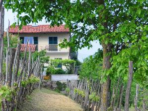 Ferienhaus Allegria zur Alleinnutzung in Panoramalage