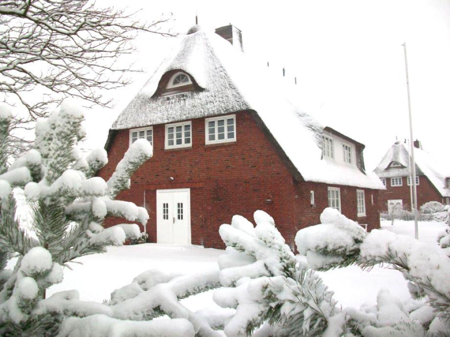 Wunderschön im Winter, Ihr Haus Hummelflug