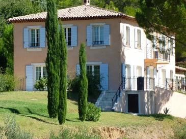 Ferienhaus La Bastide de Lorgues