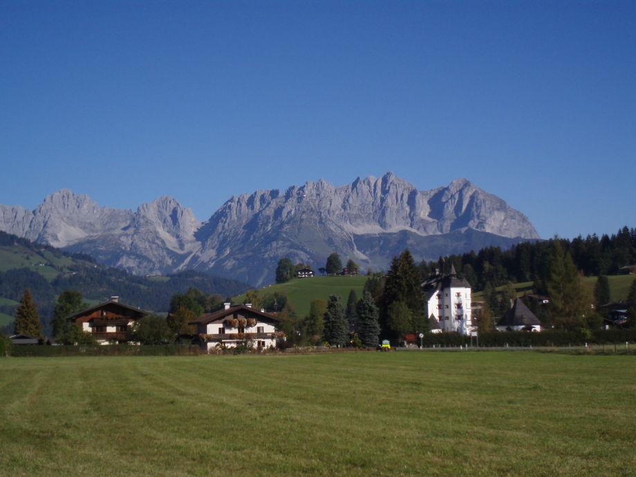 Außenaufnahme House Zierl in Reith near Kitzbühel
