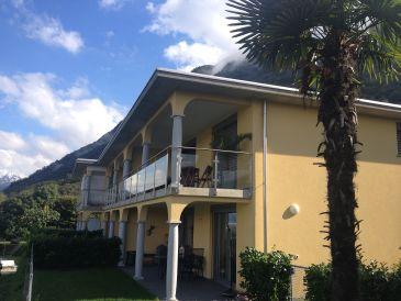 Holiday apartment Casa Christa 6B, Magadino-Orgnana