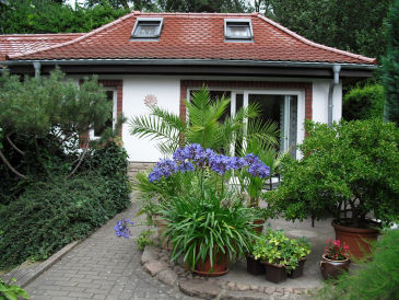 Holiday house Elde view