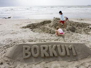 Ferienwohnung Borkumunterkunft - Urlaub im Herzen von Borkum