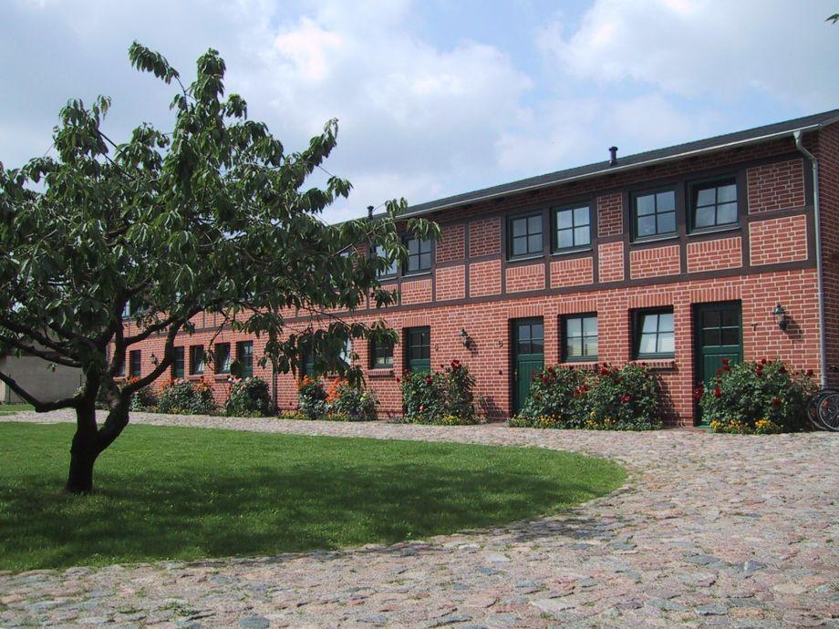 Außenaufnahme Landferienhof Müritzufer