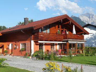 Ferienwohnung Haus Rosenrot