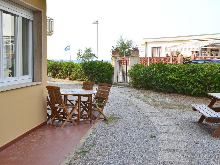 Außenaufnahme San Vincenzo