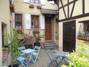 """Ferienwohnung Gîtes du Rempart"""" in Obernai (Elsass)"""