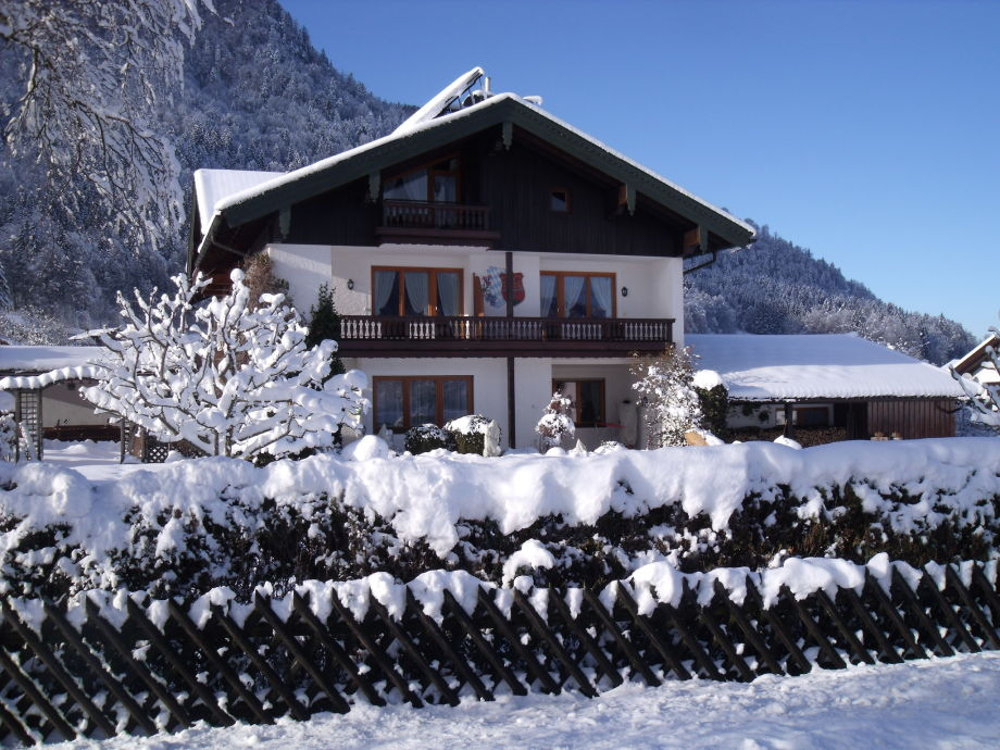 Winter in Ruhpolding