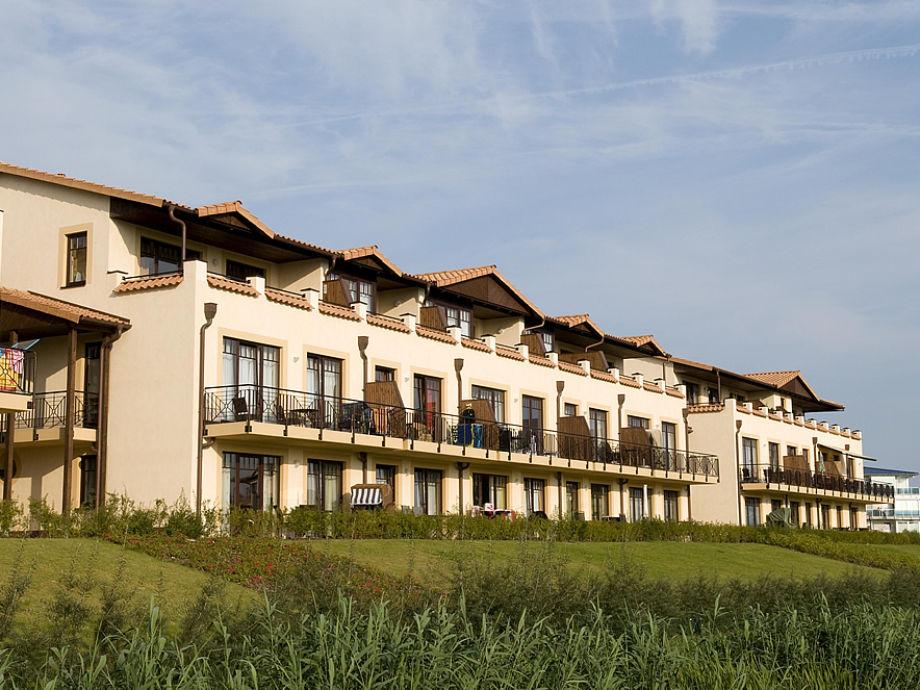 Ferienhausanlage Upstalsboom - Urlaubsräume am Meer