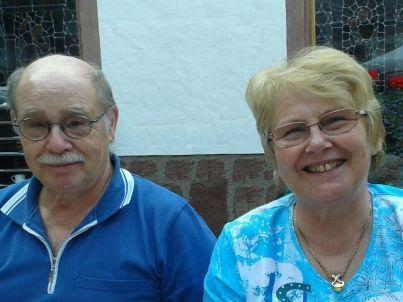 Ihr Gastgeber Reinhilde und Harald Ludwig