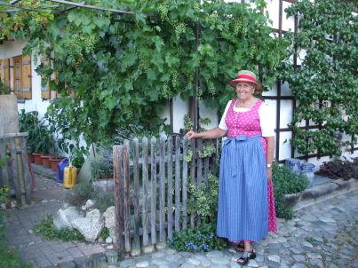 Ihr Gastgeber Edith Wegewitz