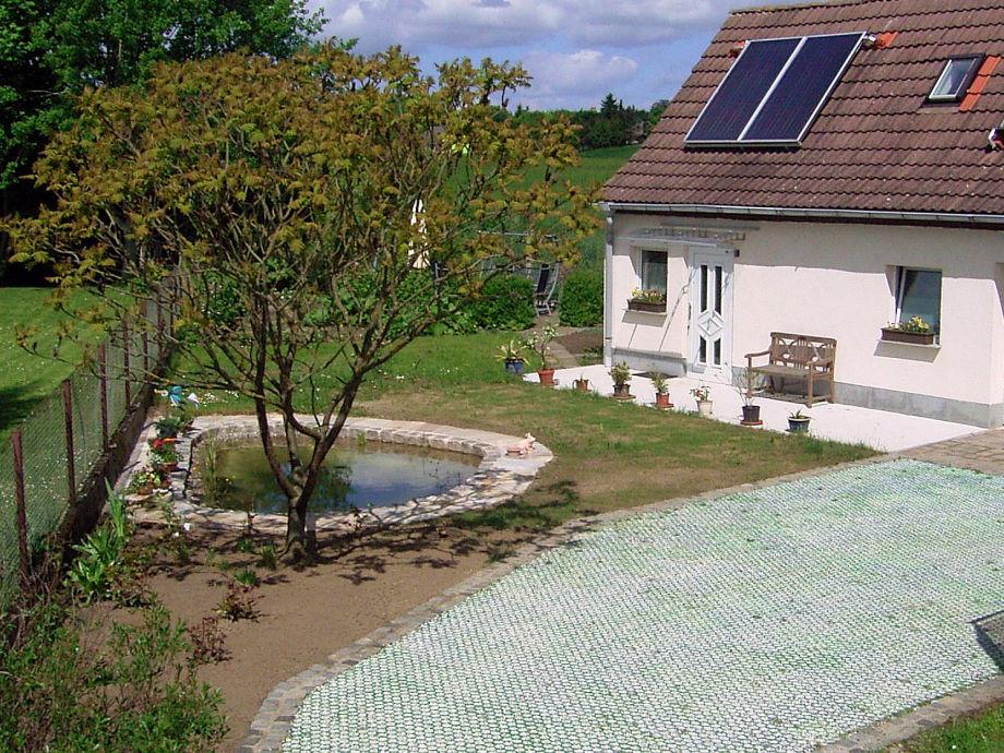 Ferienhaus Haus am Schwanenteich