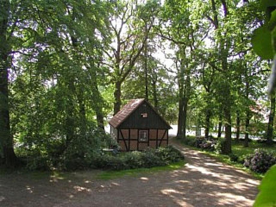 Holliday Cottage Hof Heisterbusch - front aspect