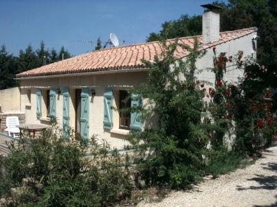 Villa with internet Uzes La Capelle et Masmol