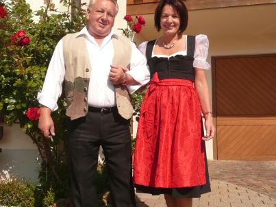 Ihr Gastgeber  Rosi + Detlev Psiuk