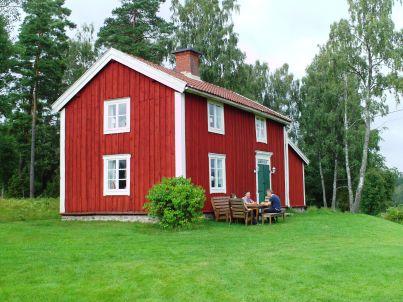 """Lilla Skog (das """"bewegte"""" Haus)"""