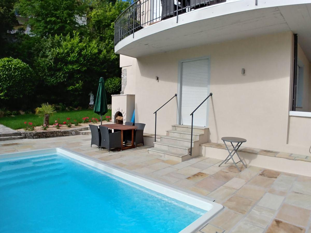 Ferienwohnung 1 In Der Villa Stella Maris Tremosine Sul