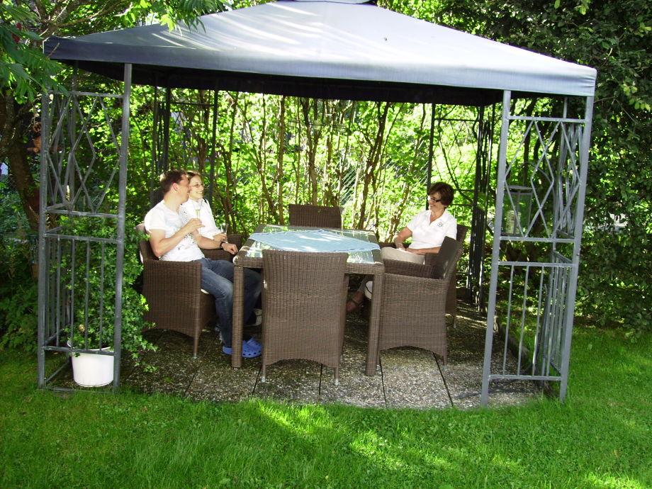 Ferienwohnung im ferienhaus schwinger b brach bei for Garten pool tiefe