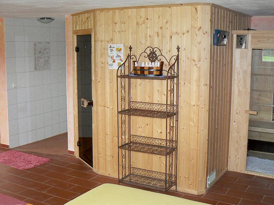 Wellnessraum keller  Ferienhaus Ökohaus, Allgäuer Seenland - Firma Ferienhof-Hiemer ...