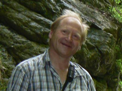 Ihr Gastgeber Peter Hiemer